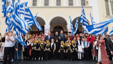 Photo of Sydney's 'Little Greece' celebrated 200th anniversary of 1821 Revolution with events