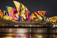 Photo of Vivid 2021 program launches with reveal of Opera House projection