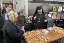 Photo of The provision of meals at the forefront of the social ministry of  the Holy Archdiocese of Australia