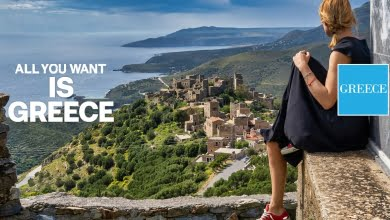 Photo of 'All you want is Greece' Campaign Launches as Tourism Restarts