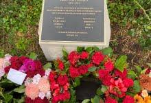 Photo of Waverley Anzacs of Greece Memorial unveiled