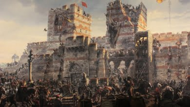 Photo of LAST DAY OF THE SIEGE OF CONSTANTINOPLE- MAY 28TH 1453