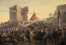 Photo of Two Days Before the Fall of Constantinople- 27th of May 1453