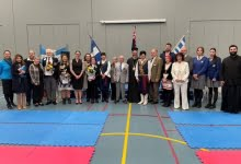 Photo of Honouring the Heroes of the Battle of Crete at St Andrew's Grammar, Perth