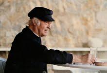 Photo of Nobel Prize-winning poet
