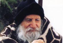 Photo of St. Porphyrios on how to raise children in the Orthodox Faith.