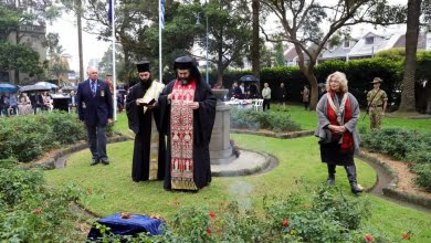 Photo of Commemorative plaque of Battle of Crete was unveiled in Waverley, Sydney