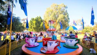 Photo of WA Day Festival