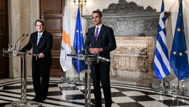Photo of Mitsotakis: Greece, Cyprus will never resign from right to self-defense