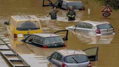 Photo of Death toll rises dramatically in Germany and Belgium floods