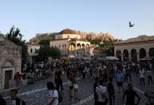 Photo of Greek tourism faces tense 'summer of patience'