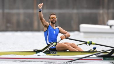 Photo of Ntouskos wins Greece's first gold at Tokyo Olympics